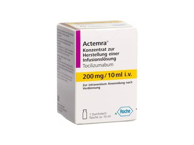 Actemra 200mg/10mL