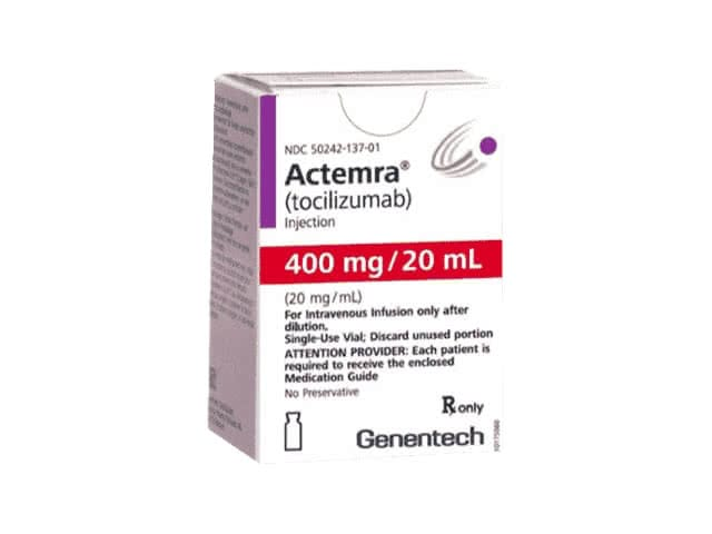 Actemra 400mg/20mL