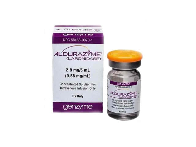 Aldurazyme 2.9mg/5mL