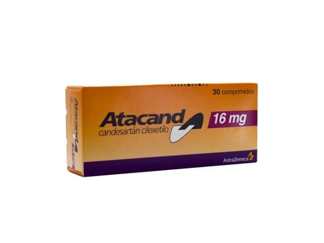 Атаканд (Atacand) 16 мг