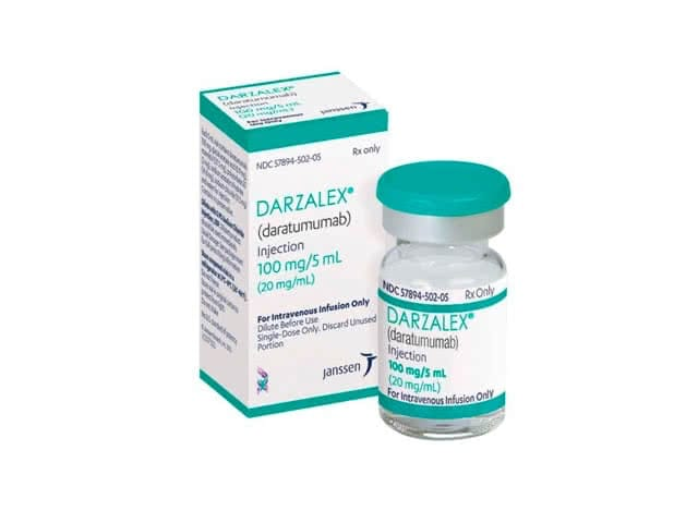 Darzalex 100mg/5mL