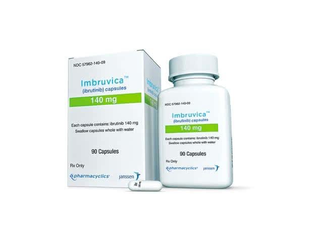 Имбрувика (Imbruvica) 140 мг