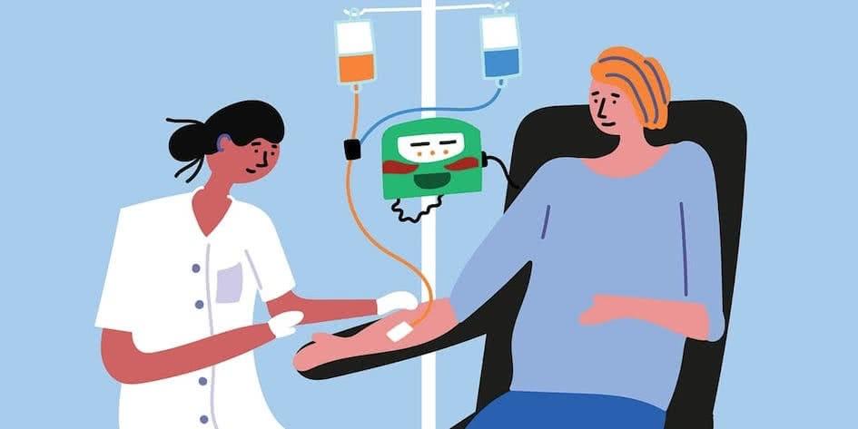 كيف يتم العلاج الكيميائي؟