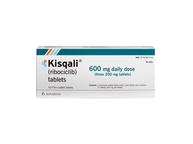 Kisqali 600mg