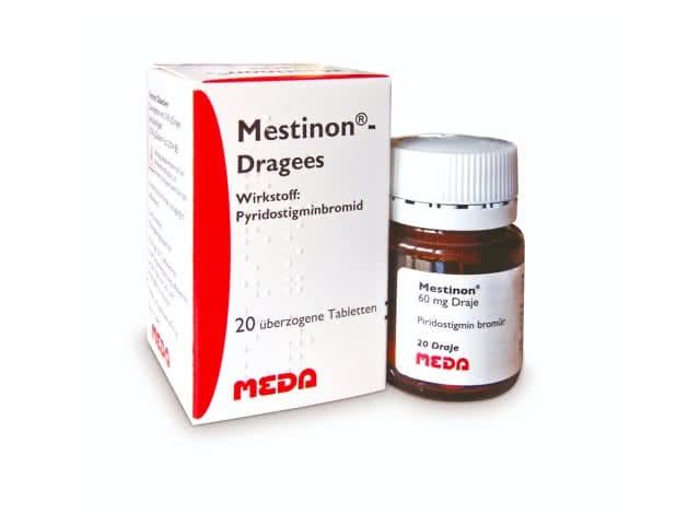 ميستينوين (Mestinon) 20 ملبس