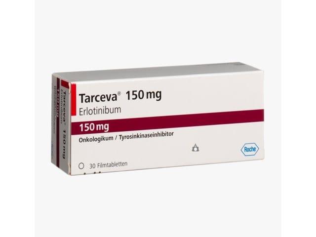 Тарцева (Tarceva) 150 мг