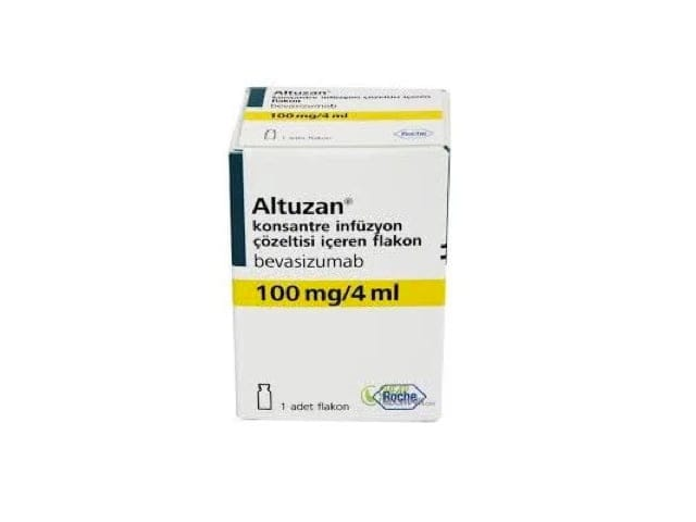 Altuzan 100 mg/4 ml