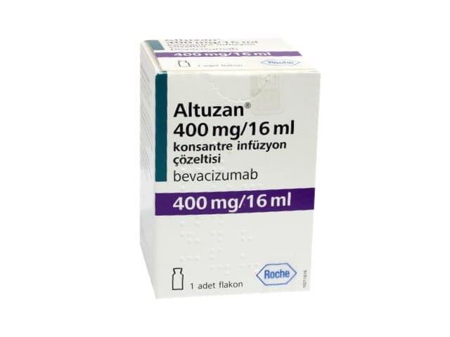 Алтузан (Altuzan) 400 мг/16 мл