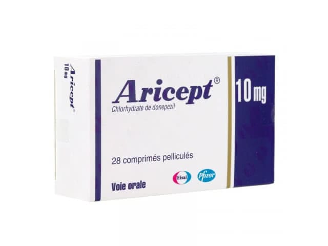 Aricept 10 mg Comprimido