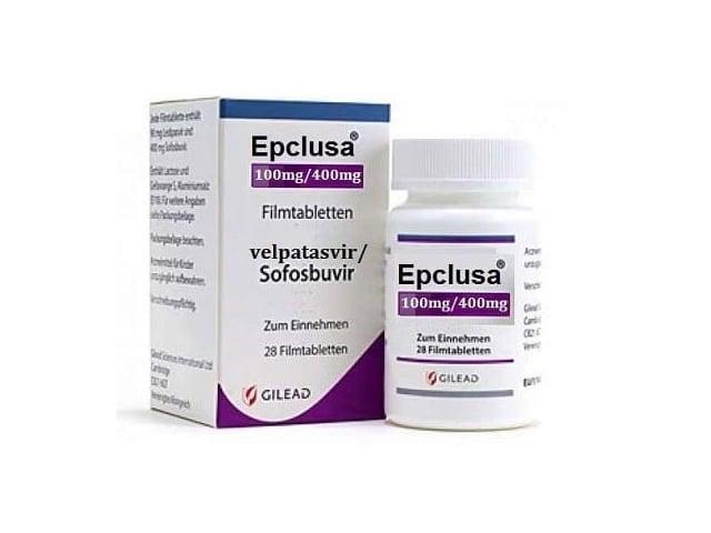 Epclusa 100 mg/400 mg