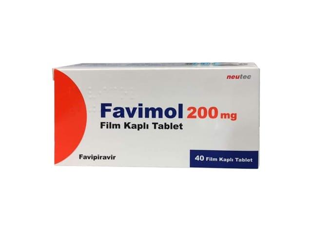 Favimol 200 mg