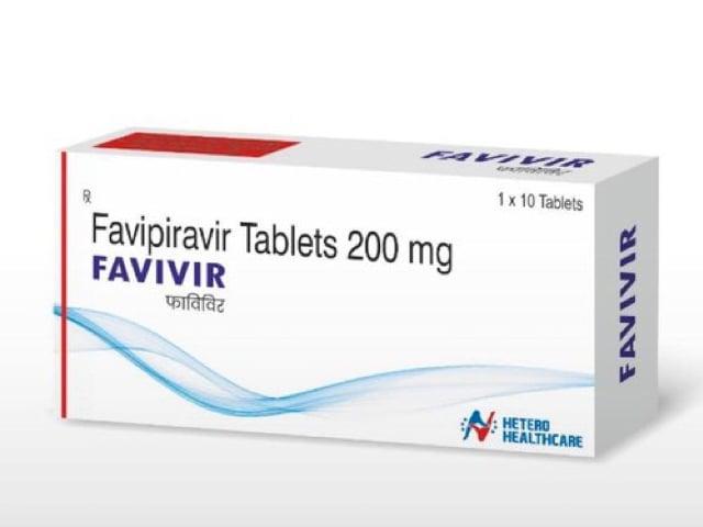 Favipiravir 200 mg Tablet