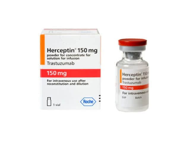 Herceptin 150mg IV Inf. Concentration