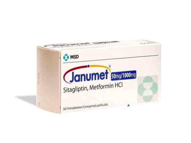 Janumet 50/1000 mg