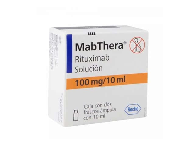 Mabthera 100mg/10mL IV Concentrated Vial