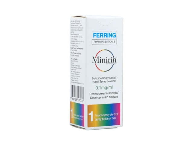 Minirin 0,1Mg / mL spray nasal