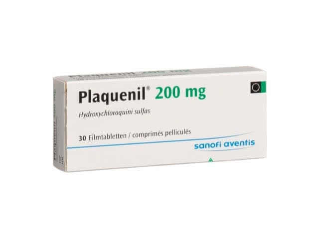 Plaquenil 200 mg