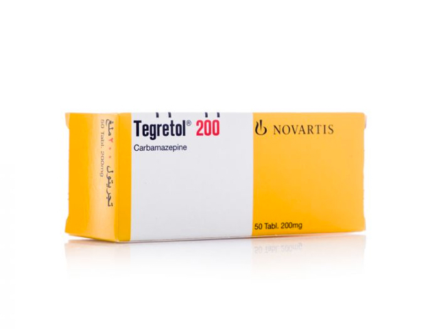 Tegretol 200 mg 50 Tablet